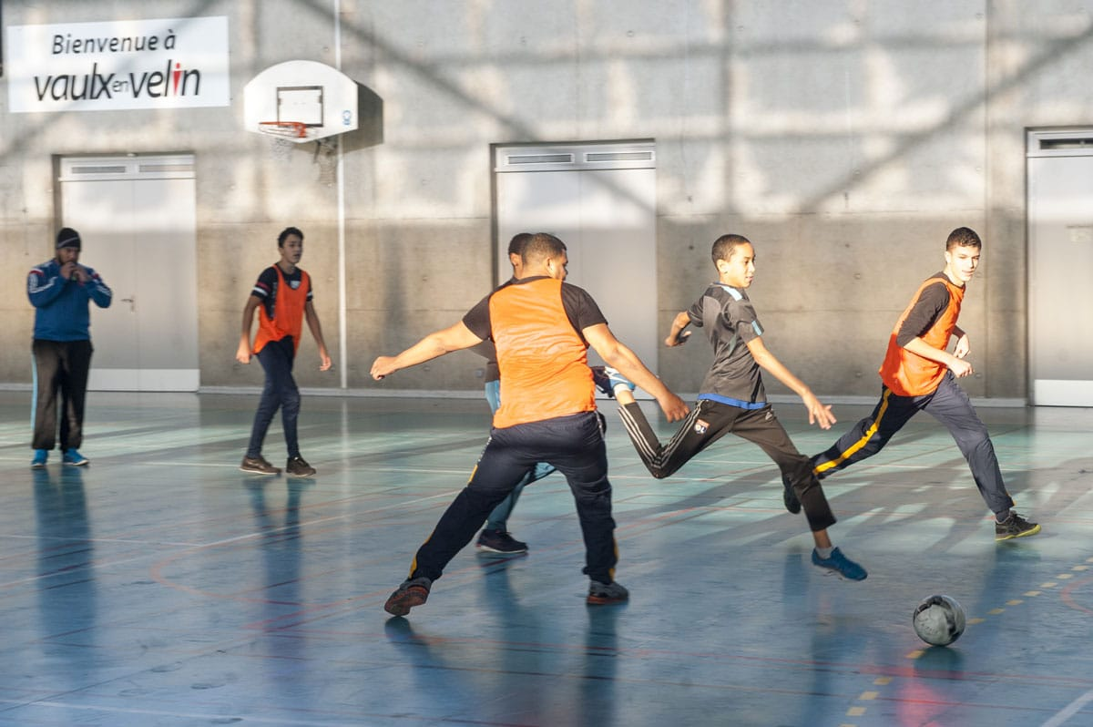 Futsal - décembre 2018