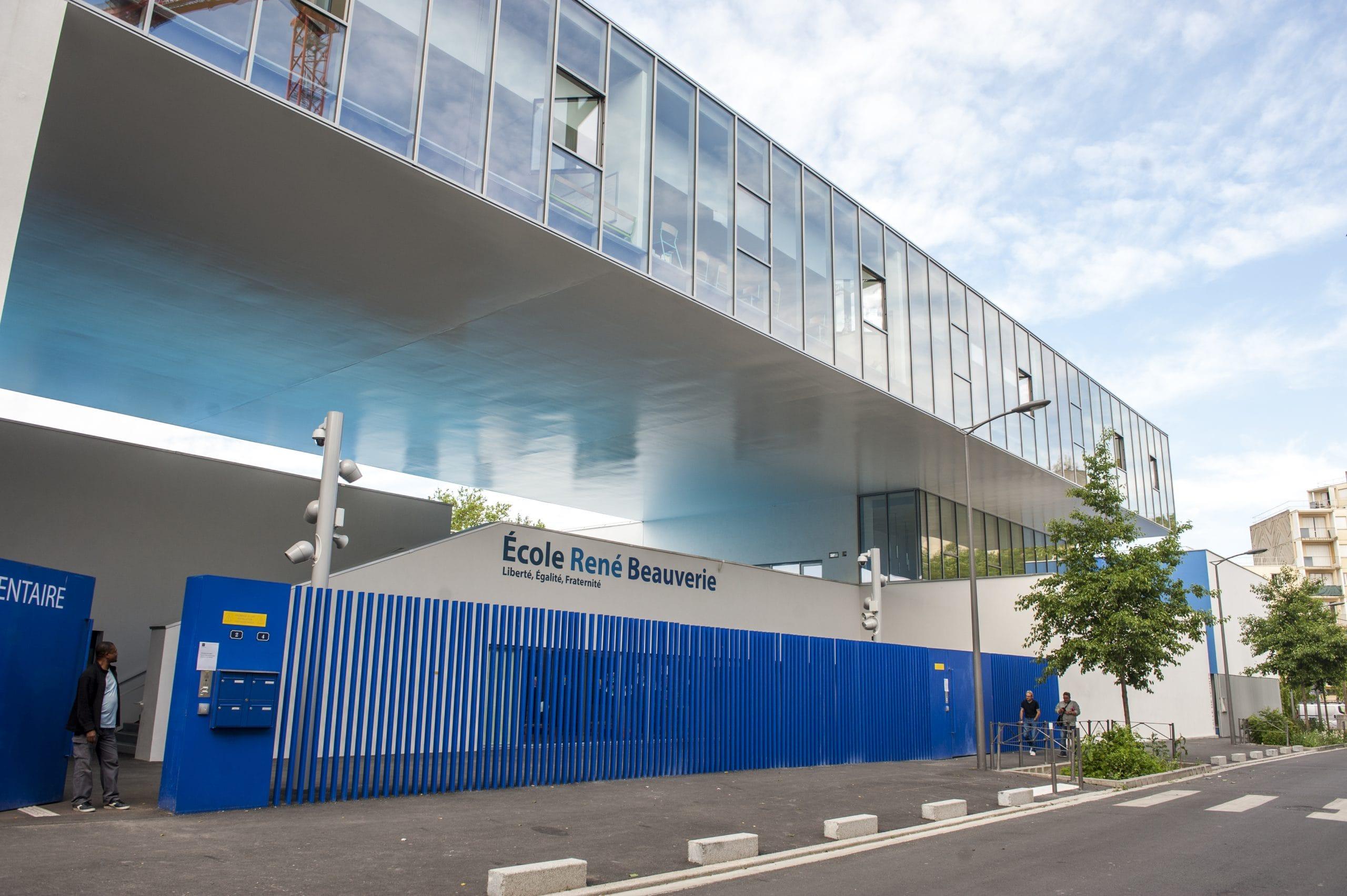 Groupe scolaire René Beauverie