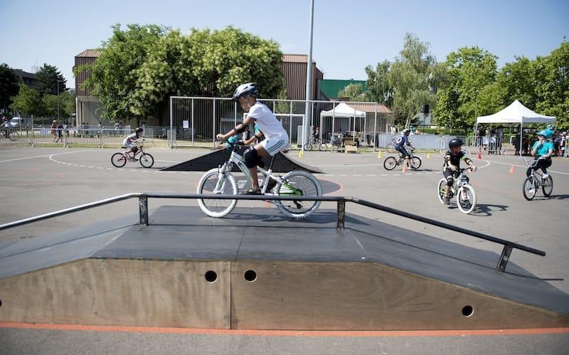 Skate parc - plateau Rousseau - Activ'été 2020