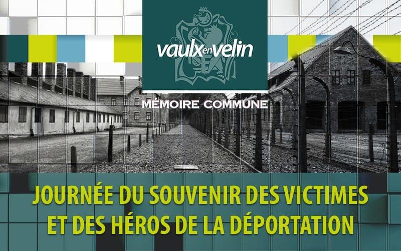 Journée du souvenir des victimes et des héros de la Résistance