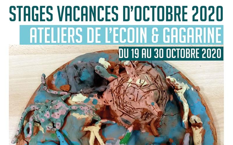 Vacances d'automne 2020 : inscriptions aux stages artistiques à partir du 7 octobre