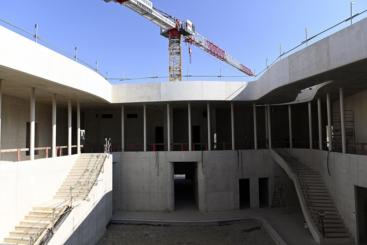 Médiathèque Maison de Quartier - septembre 2020