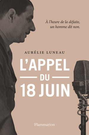 Appel du 18 juin - Aurélie Luneau