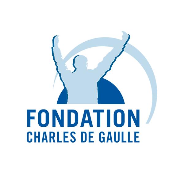 Logo Fondation Charles de Gaulle