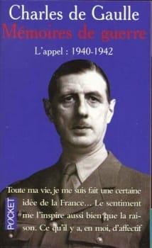 Mémoires de guerre - Charles de Gaulle