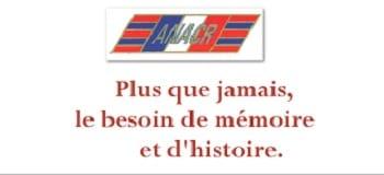 Visuel L'Association nationale des anciens combattants et Amis de la Résistance
