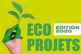 Appel à éco-projets 2020