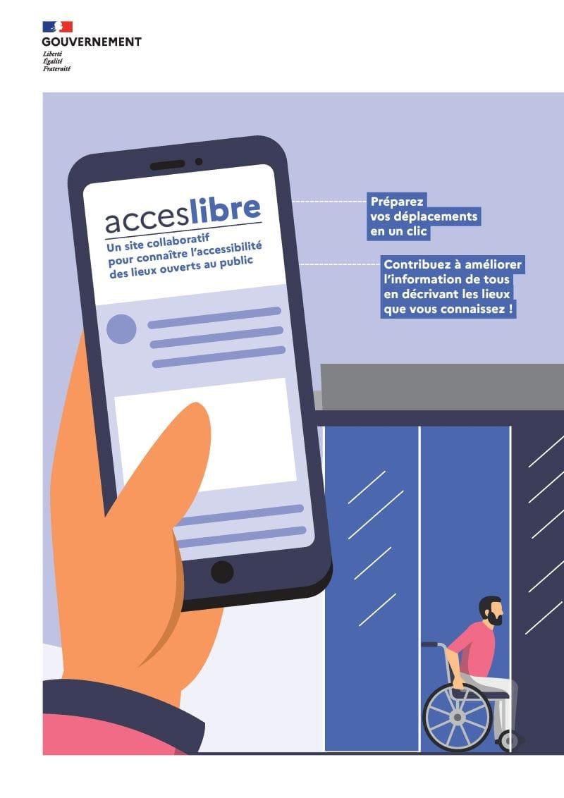 Accès libre, site Web collaboratif de l'accessibilité en France