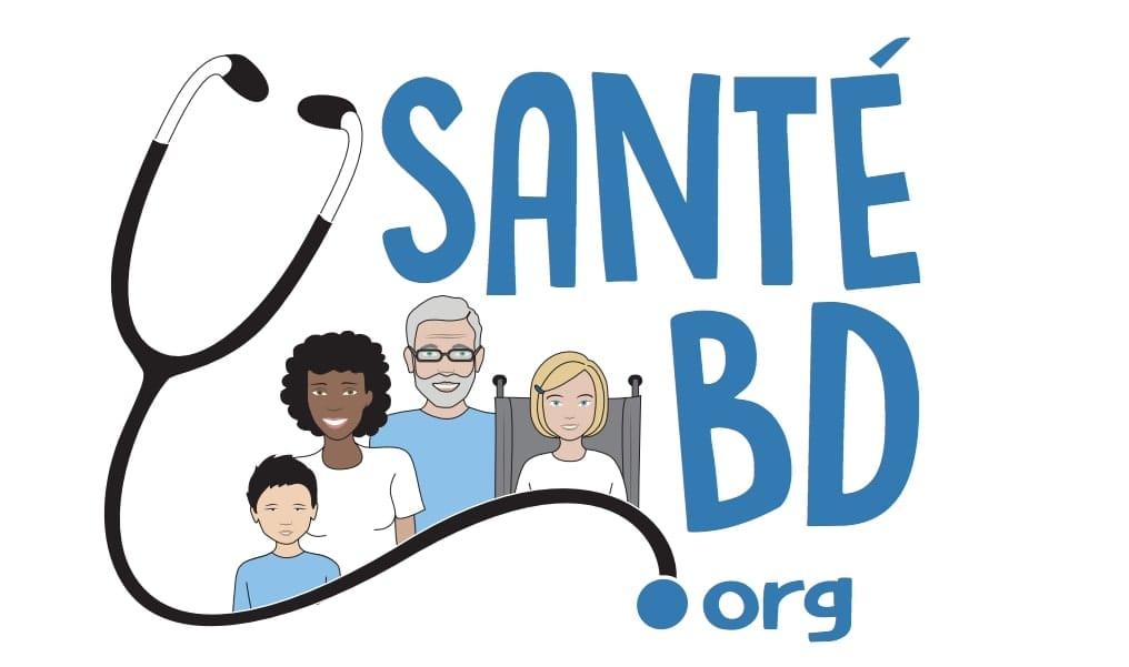 Illustration du site - Santé BD