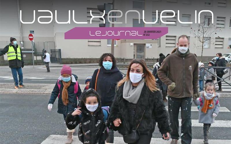 Le n°232 de Vaulx-en-Velin le journal est paru !