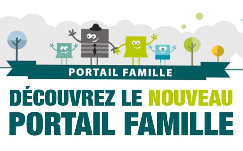 Le nouveau portail Famille est en ligne !