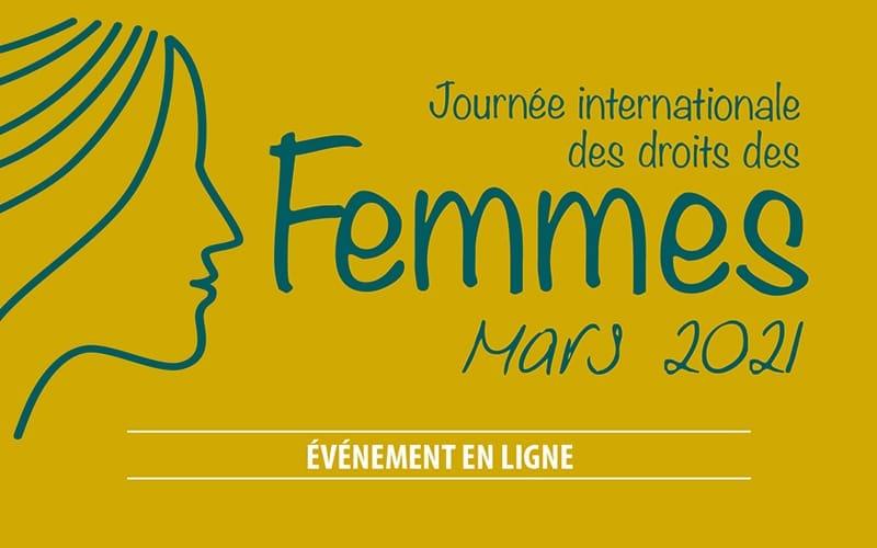 Évènements autour de la Journée Internationale des Droits des Femmes