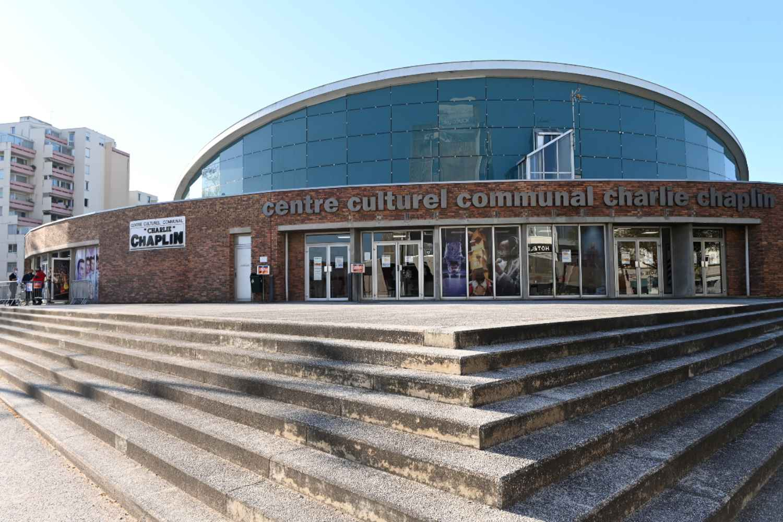 Nouveau centre de vaccination au Centre Culturel Charlie-Chaplin - mars 2021