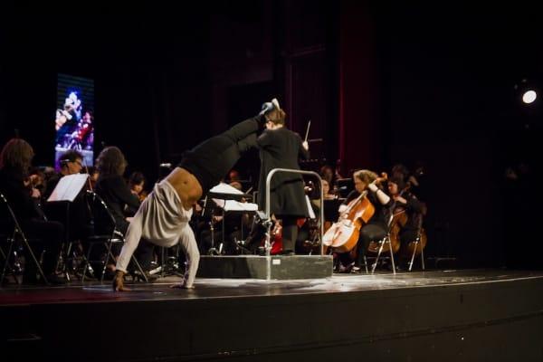 Concert-spectacle orchestre symphonique Divertimento