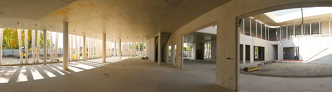 Médiathèque Maison de Quartier Léonard de Vinci - juillet 2020