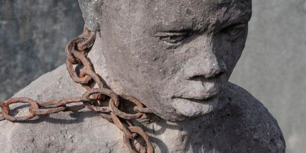 Monument en hommage aux esclaves (Stone Town, Zanzibar)