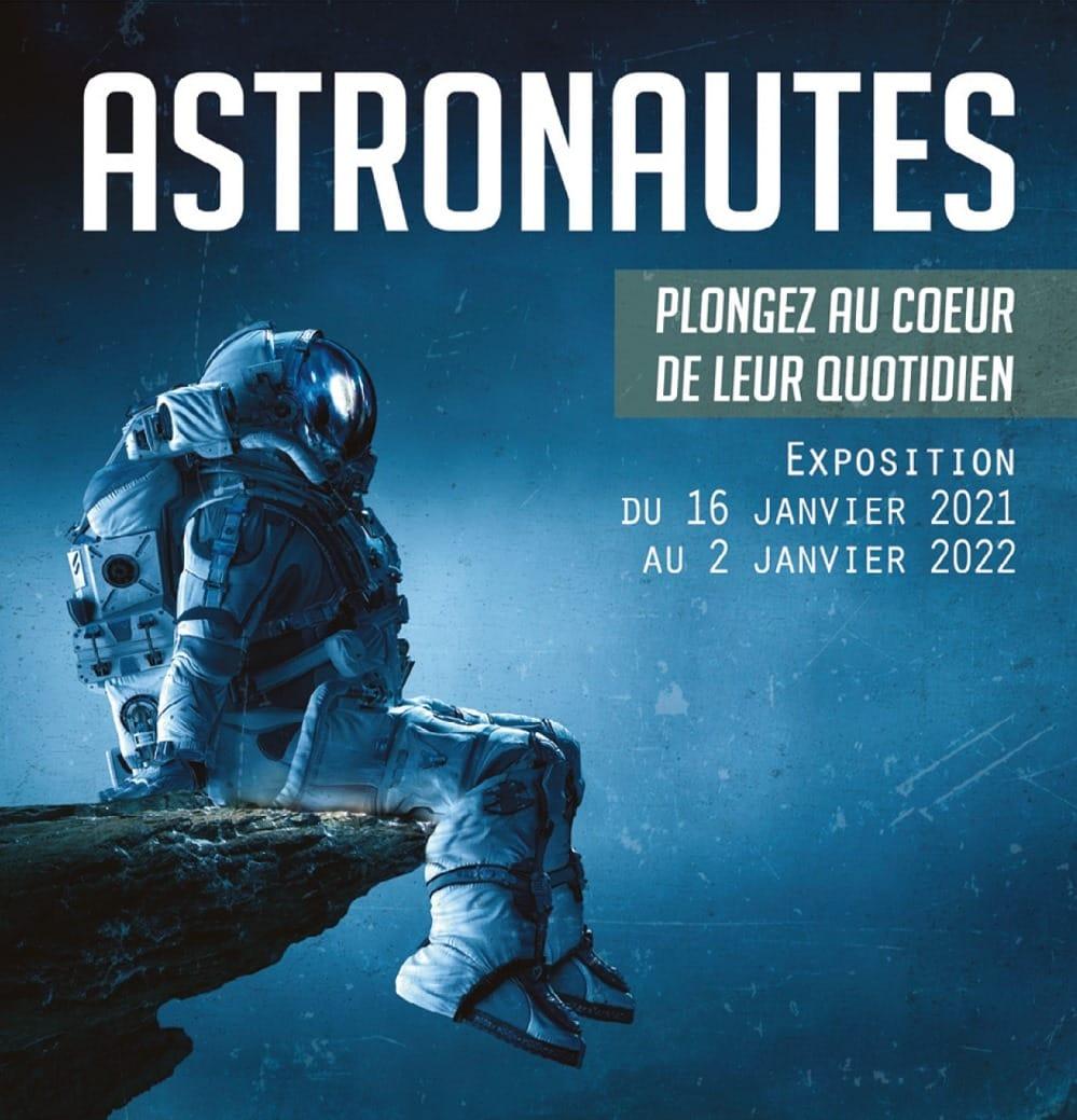 Exposition Planétarium juin 2021