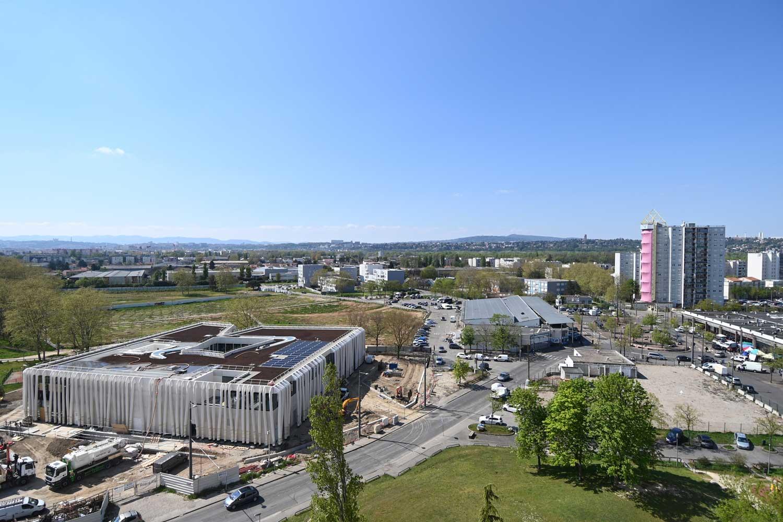 Médiathèque Maison de Quartier - avril 2021 - photo Cerino