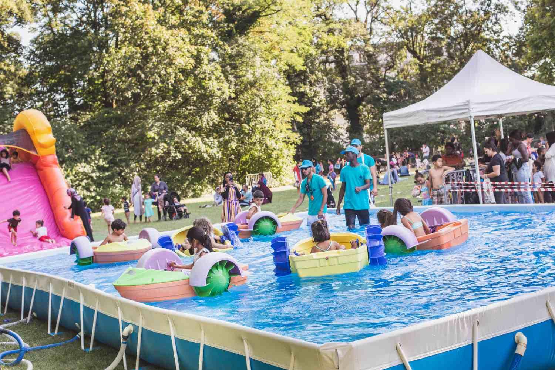 ActivEté 2018 piscine