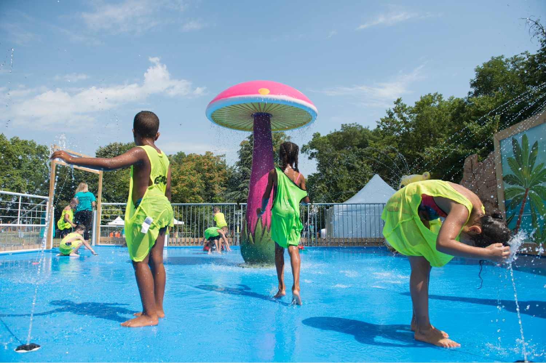 ActivEté 2020 jeux aquatiques