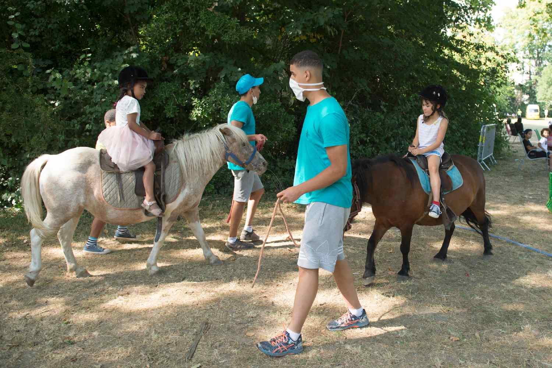 ActivEté ballades à poney