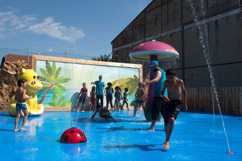 ActivEté jeux aquatiques