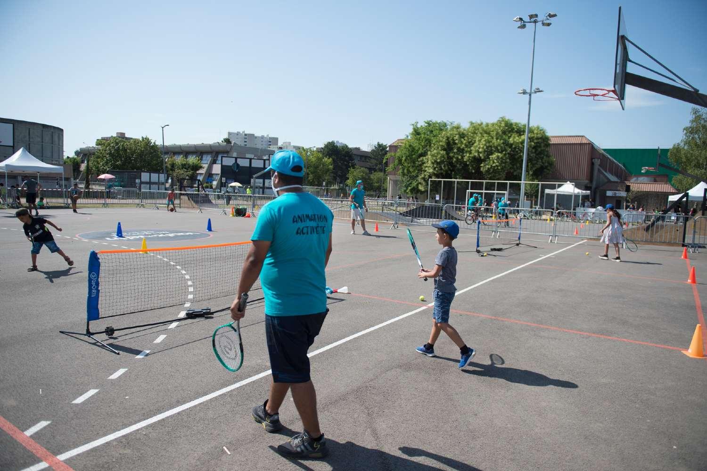 ActivEté tennis