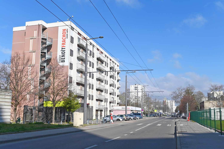 Espace Frachon - 3 avenue Maurice Thorez - mars 2021 - photo Laurent Cerino