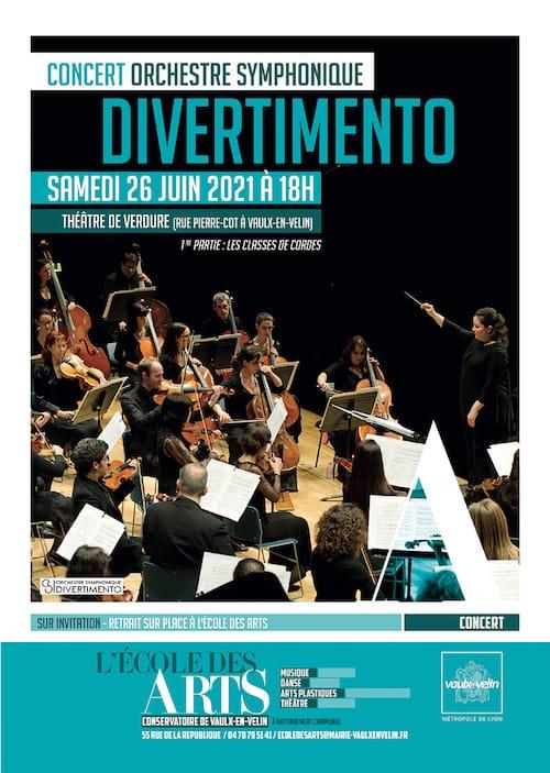 Affiche - Concert - OSD