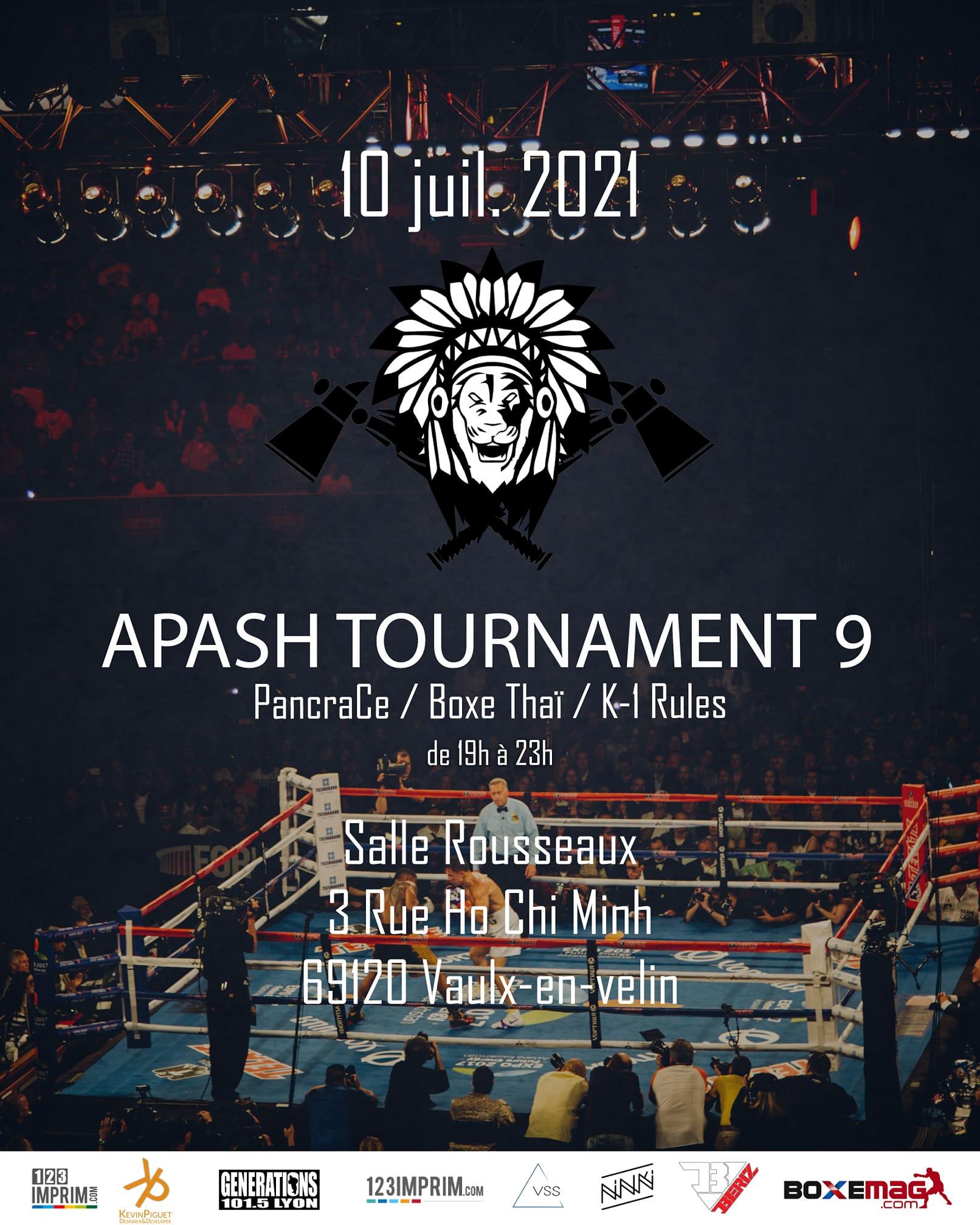 apach tournament 9