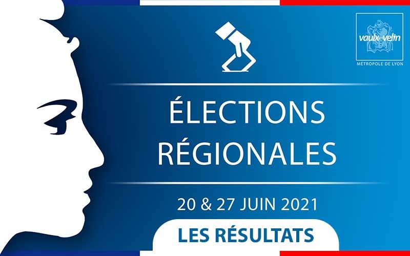 Élections régionales Résultats à Vaulx-en-Velin