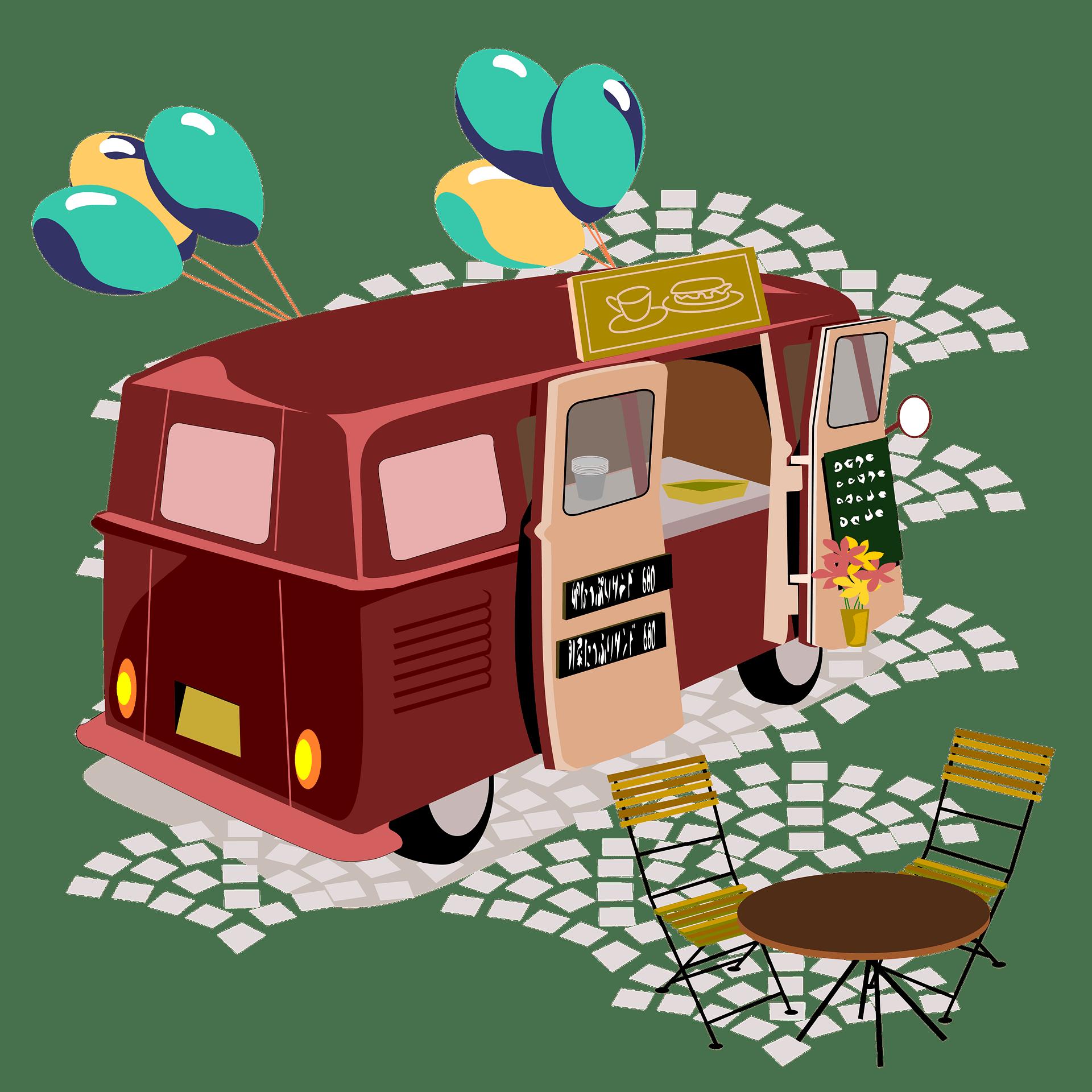 FOOD-TRUCK : NOUVEL APPEL À CANDIDATURES