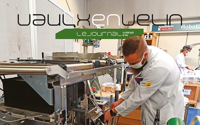 Le n°242 de Vaulx-en-Velin le journal est paru !