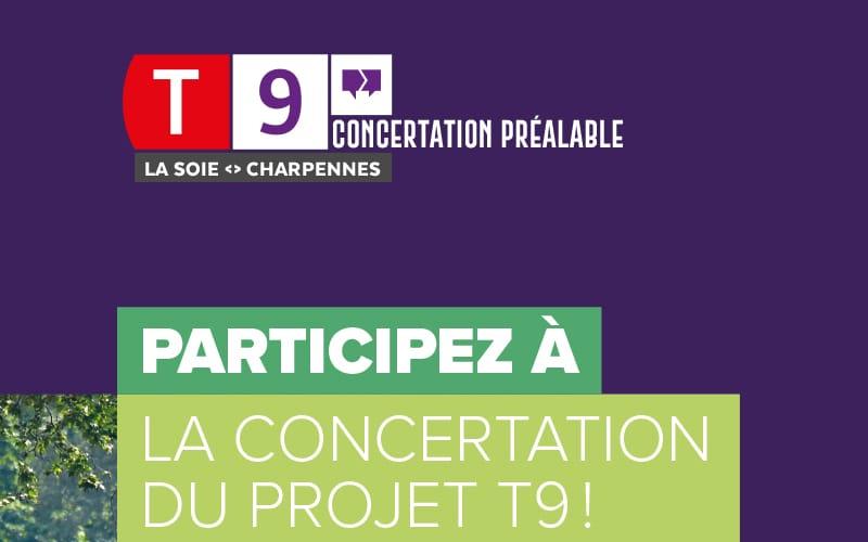 Concertation tramway T9