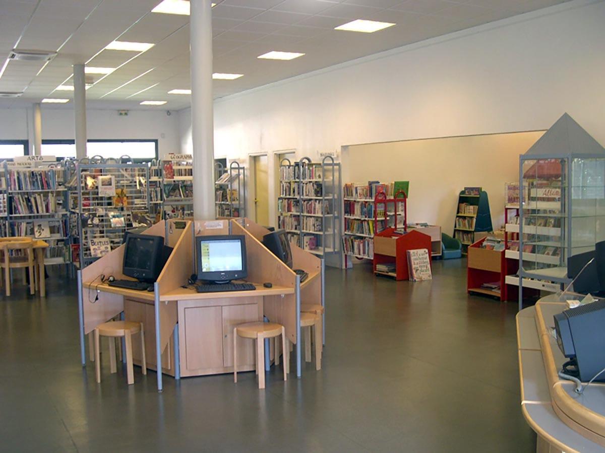 Bibliothèque Chassine