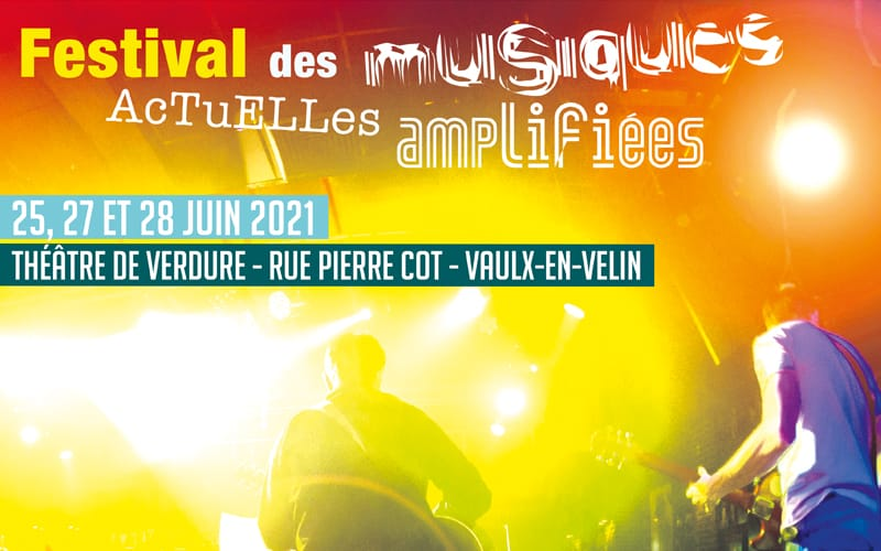 Festival des Musiques Actuelles Amplifiées