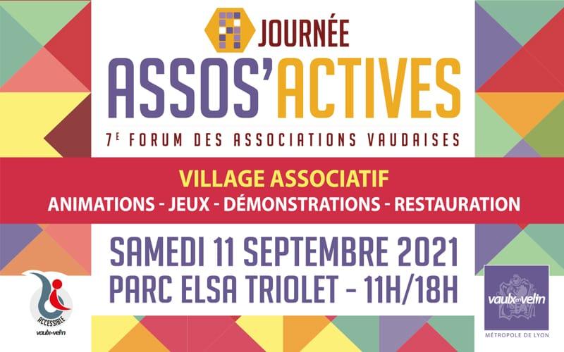 Participez au Forum Assos'actives 2021 !