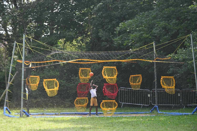 Activété 2021- Basket - Parc Elsa-Triolet - ©Laurent Cerino