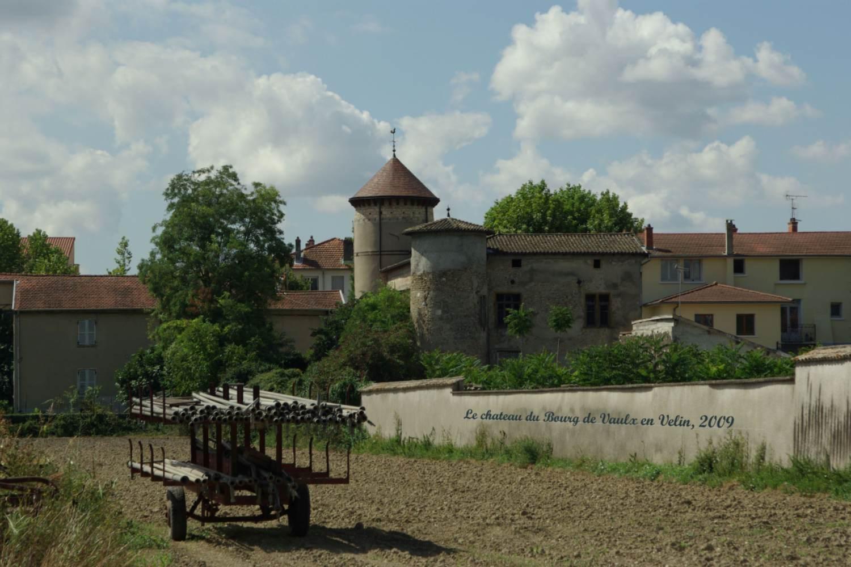 Château du village de Vaulx-en-Velin en 2009