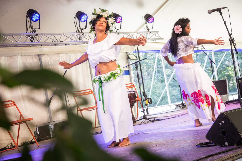 Forum des Associations 2019 - Démonstration de danse polynésienne - Parc Elsa-Triolet