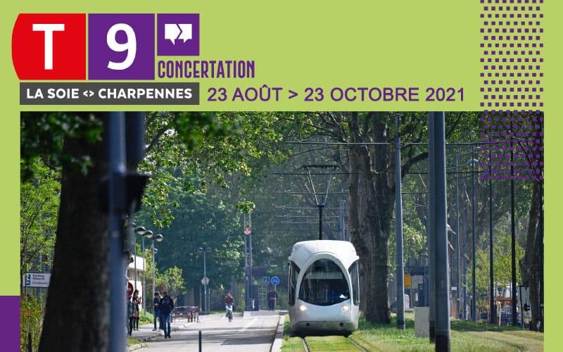 Concertation projet ligne tramway T9
