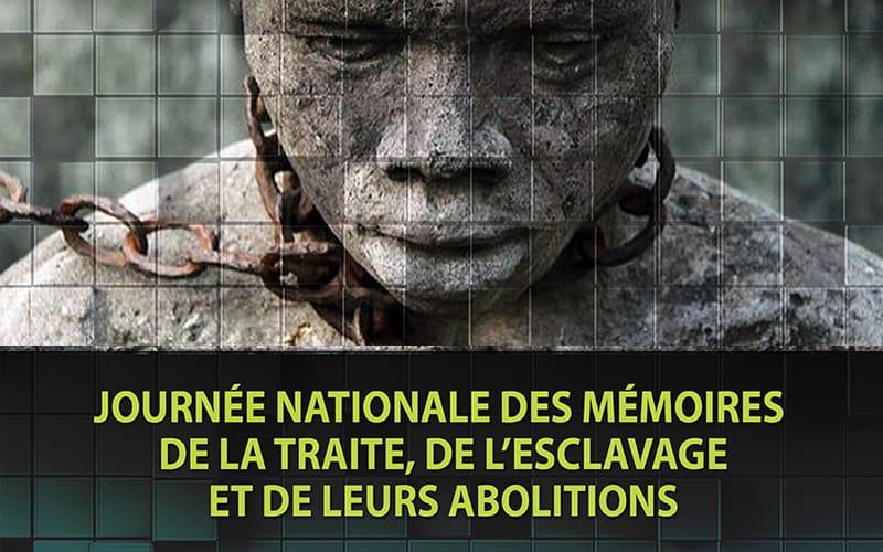 Visuel - Journée nationale des mémoires de la traite, de l'esclavage et leurs abolitions