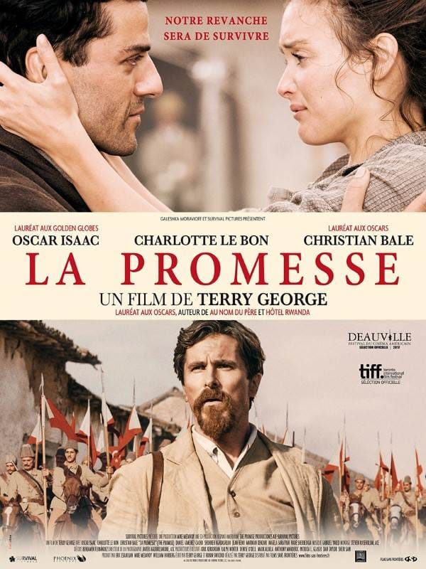 La promesse - Terry Georges