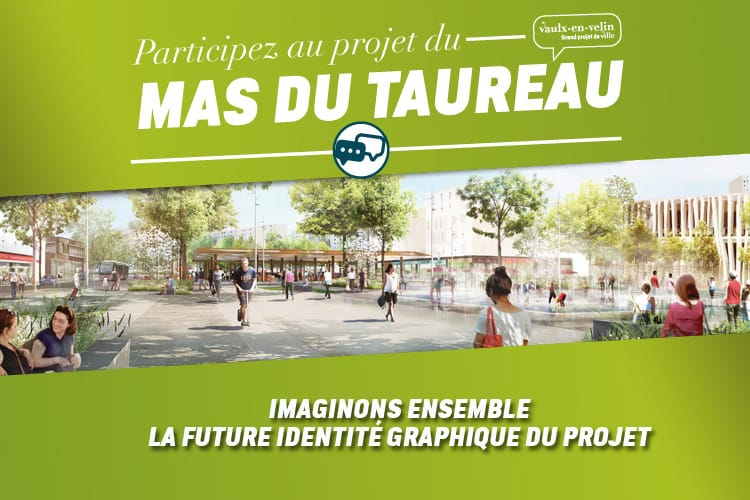 Concertation - projet urbain du Mas du Taureau