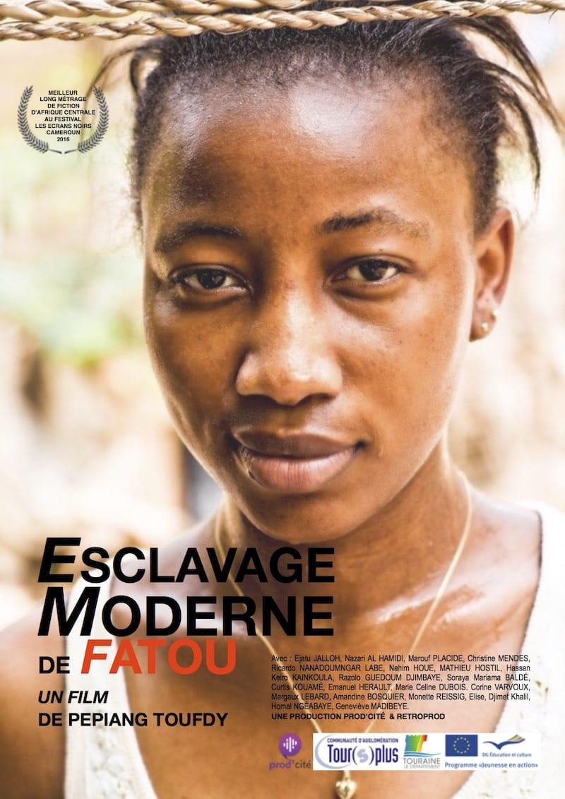 Affiche - Esclavage moderne de Fatou