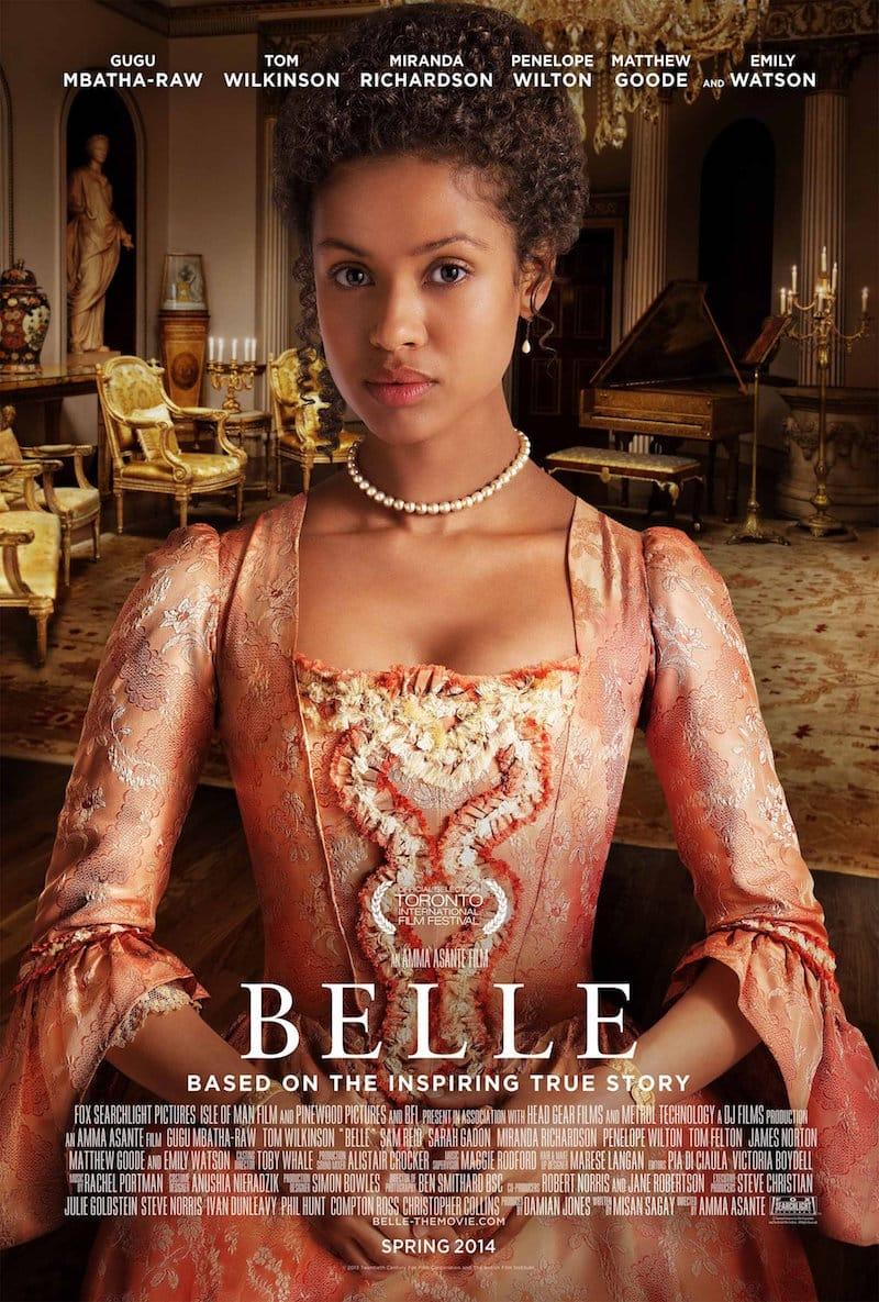 Affiche - Film Belle