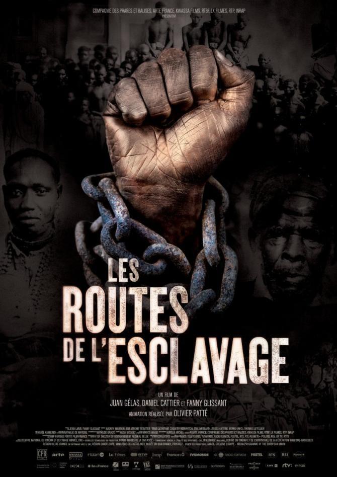 Affiche - Les routes de l'esclavage